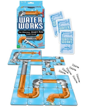 Water Works Card Game