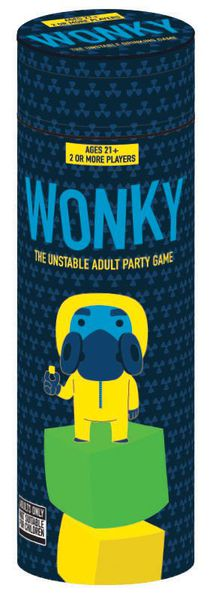 Wonky The Unstable Adult Party