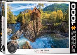 Crystal Mill 1000 Piece