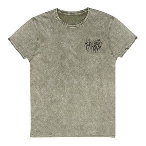 Katharsis Embroidered Denim T-Shirt