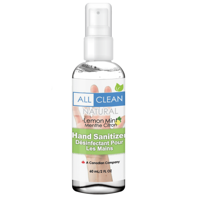 All Clean: Hand Sanitizer (Free for frontline healthcare workers!)
