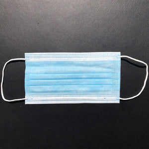 3 Ply Disposable Face Masks - 100 units/set