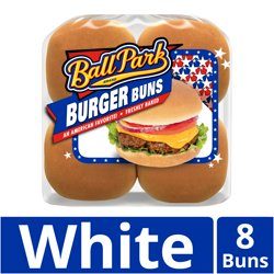 Ball Park Classic Burger Buns, 8 count, 14 oz