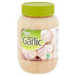 Great Value Minced Garlic, 32 oz