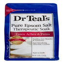 Dr Teal's Pure Epsom Salt Therapeutic Soak, 6 lbs.
