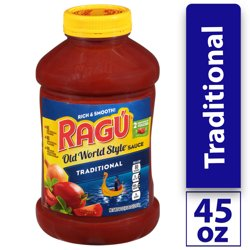 Ragú Old World Style® Traditional Pasta Sauce, 45 oz.