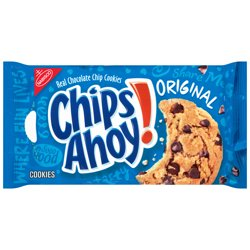 CHIPS AHOY! Original Chocolate Chip Cookies, 1 Pack (13 oz.)