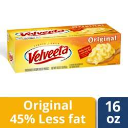 Velveeta Original Loaf, 16 oz Box