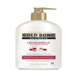 Gold Bond Ultimate Diabetics' Dry Skin Relief Lotion 13oz