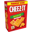 Cheez-It Baked Snack Cheese Crackers Reduced Fat 19 oz 1Ct