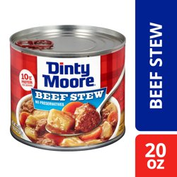 Dinty Moore Beef Stew, 20 Ounce Can