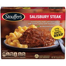 Stouffer's CLASSICS Salisbury Steak with Macaroni and Cheese, Frozen Meal 9 5/8 oz.