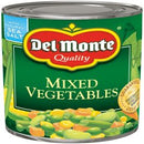 Del Monte Canned Mixed Vegetables, 14.5 oz