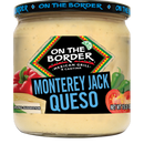On The Border Monterey Jack Queso, 15.5-Ounce