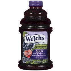 Welch's Concord Grape 100% Juice, 46 Fl. Oz.
