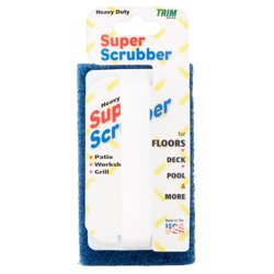 Trim Brush Super Scrubber Scrub Brush