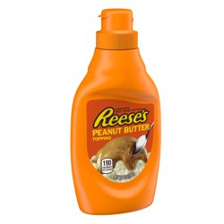 Reese's Peanut Butter Topping, 7 Oz.