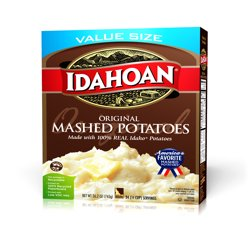 Idahoan Original Mashed Potatoes, 26.2 oz