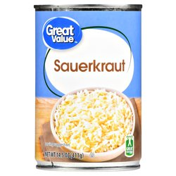Great Value Sauerkraut, 14.5 Oz