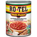 RO*TEL Chili Fixins Seasoned Diced Tomatoes and Green Chilies 10 Ounce