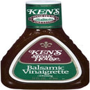 Ken's SteakHouse Vinaigrette, Balsamic, 16 Fl Oz