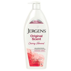 Jergens Original Scent Dry Skin Lotion with Cherry Almond Essence 21 Oz