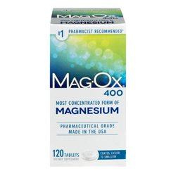 Magox 400 Dietary Supplement, 120ct