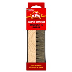 Horsehair Shine Brush 1 count