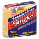 Starflake Foods Sandwich Mate  Imitation Cheese Food, 16 ea