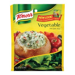 Knorr Recipe Mix Vegetable 1.4 oz
