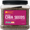 BetterBody Foods Organic Chia Seeds, 2.0 lb, 30 Servings