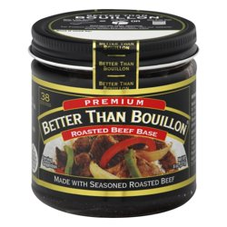 Better Than Bouillon Premium Roasted Beef Base, 8 oz