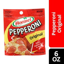 Hormel Pepperoni Original Pillow Pack - 6oz