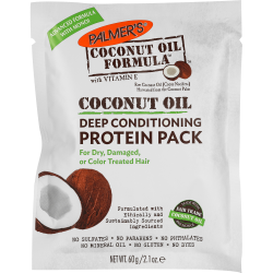 Palmer's Coconut Oil Formula Deep Conditioning Protein Pack 2.1 oz.