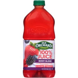 Old Orchard 100% Berry Blend Juice, 64 Fl. Oz.