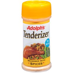 Adolph's Seasoned Tenderizer, 3.5 oz