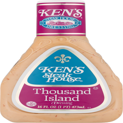Ken's Steak House Dressing Thousand Island, 16.0 FL OZ