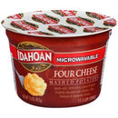Idahoan® Four Cheese Mashed Potatoes 1.5 oz. Cup