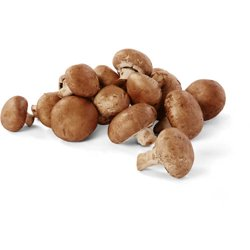 Whole Baby Bella Mushrooms, 16 oz