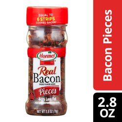Hormel Real Bacon Pieces, 2.8 Ounce