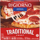 DIGIORNO Pepperoni Traditional Crust Frozen Pizza 9.3 oz. Box