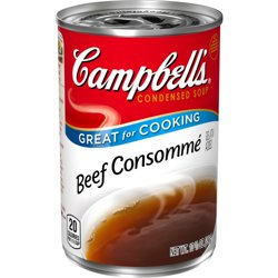 Campbell's Condensed Beef Consomme, 10.5 oz.