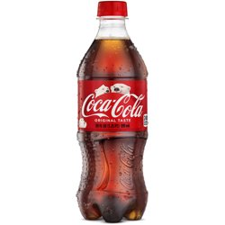 Coca-Cola Soda, 20 Fl. Oz.