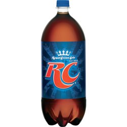 RC Cola Soda, 2 L