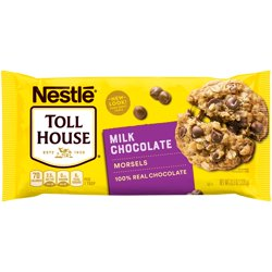 Nestle Toll House Milk Chocolate Chip Morsels 11.5 Oz. Bag
