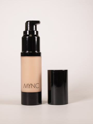 Liquid Foundation <br> Warm Yellow - C25 </br>
