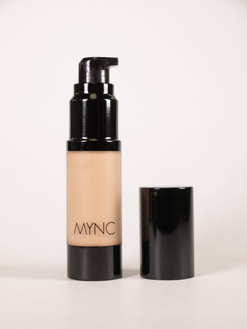 Liquid Foundation <br> Warm Yellow - C35 </br>