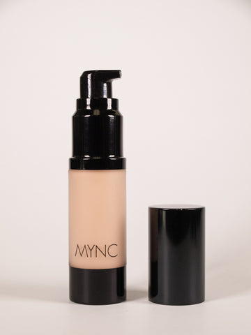 Liquid Foundation <br> Cool Neutral - N45 </br>