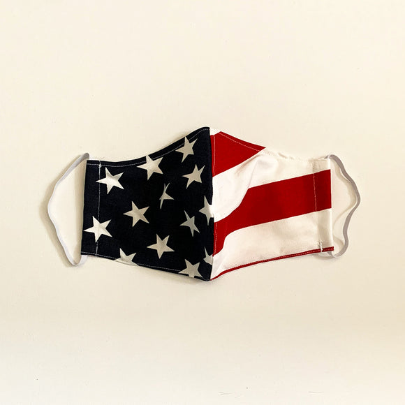 The Deluxe Mask, American Flag