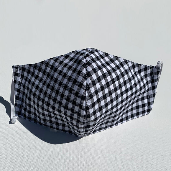 The Deluxe Mask, Gingham
